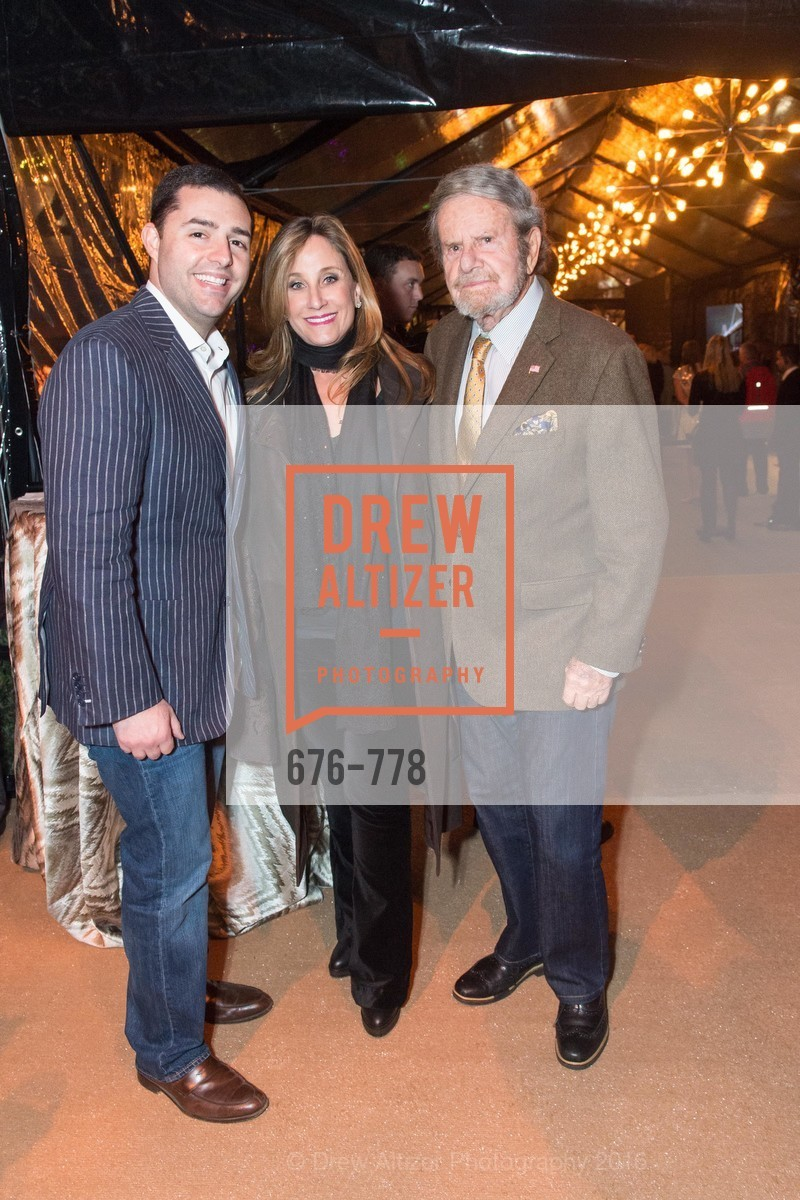 Jed York, Dianne Taube, Tad Taube, The Bay Lights Grand Relighting Celebration, Epic Steakhouse. 369 The Embarcadero, January 29th, 2016,Drew Altizer, Drew Altizer Photography, full-service agency, private events, San Francisco photographer, photographer california