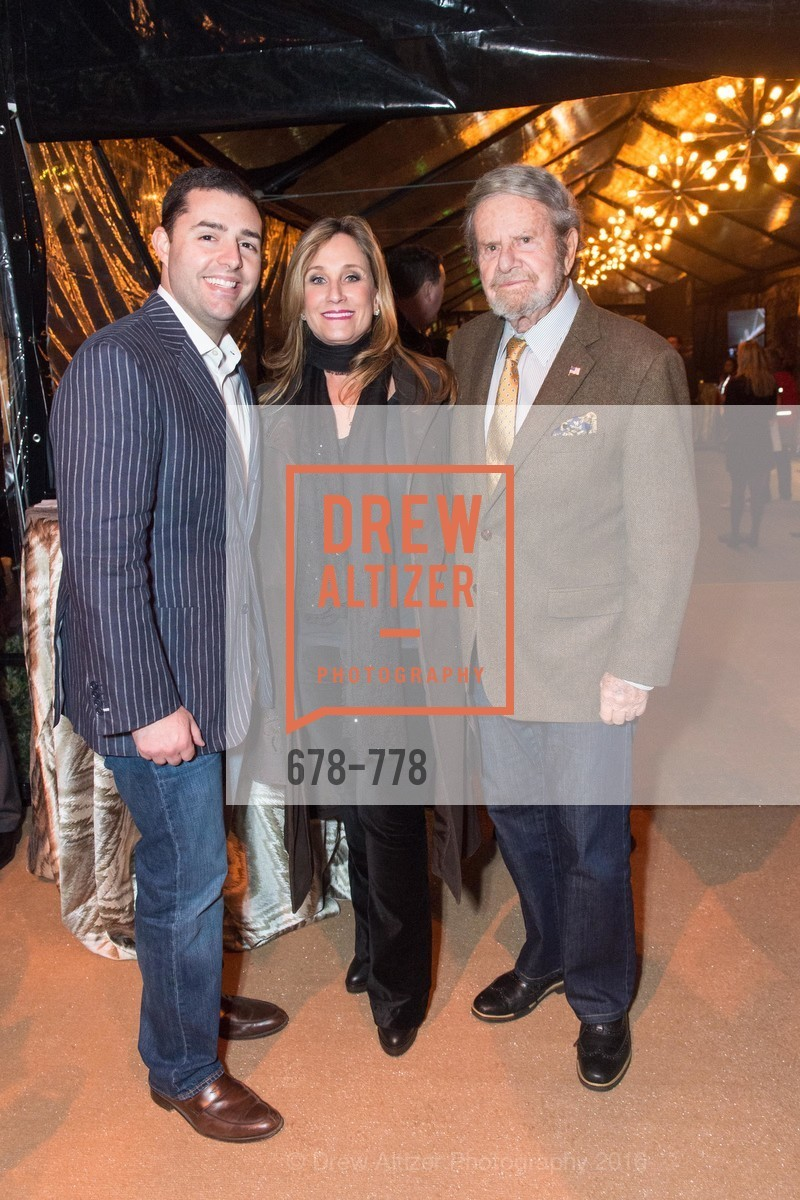 Jed York, Dianne Taube, Tad Taube, The Bay Lights Grand Relighting Celebration, Epic Steakhouse. 369 The Embarcadero, January 29th, 2016,Drew Altizer, Drew Altizer Photography, full-service event agency, private events, San Francisco photographer, photographer California