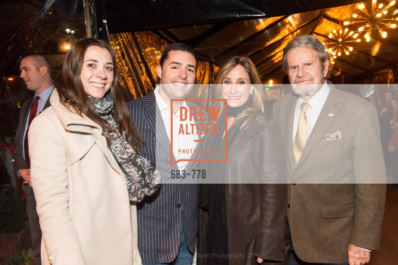 Haley Akchurin, Jed York, Dianne Taube, Tad Taube, The Bay Lights Grand Relighting Celebration, Epic Steakhouse. 369 The Embarcadero, January 29th, 2016,Drew Altizer, Drew Altizer Photography, full-service agency, private events, San Francisco photographer, photographer california
