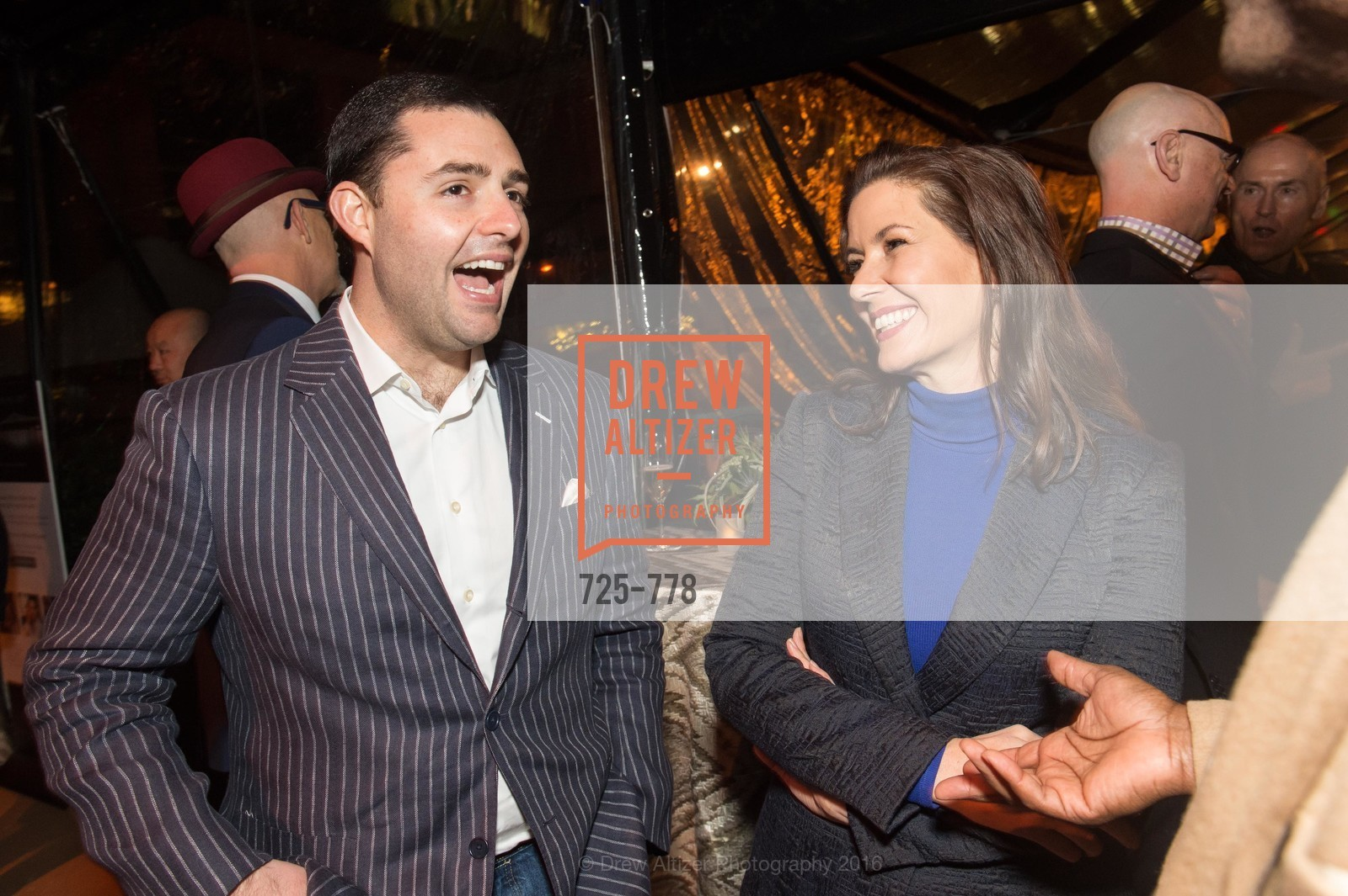 Jed York, Libby Schaaf, The Bay Lights Grand Relighting Celebration, Epic Steakhouse. 369 The Embarcadero, January 29th, 2016,Drew Altizer, Drew Altizer Photography, full-service agency, private events, San Francisco photographer, photographer california