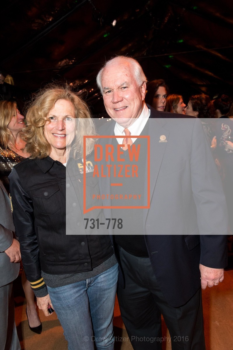 Joan Gallagher, Pat Gallagher, The Bay Lights Grand Relighting Celebration, Epic Steakhouse. 369 The Embarcadero, January 29th, 2016,Drew Altizer, Drew Altizer Photography, full-service agency, private events, San Francisco photographer, photographer california