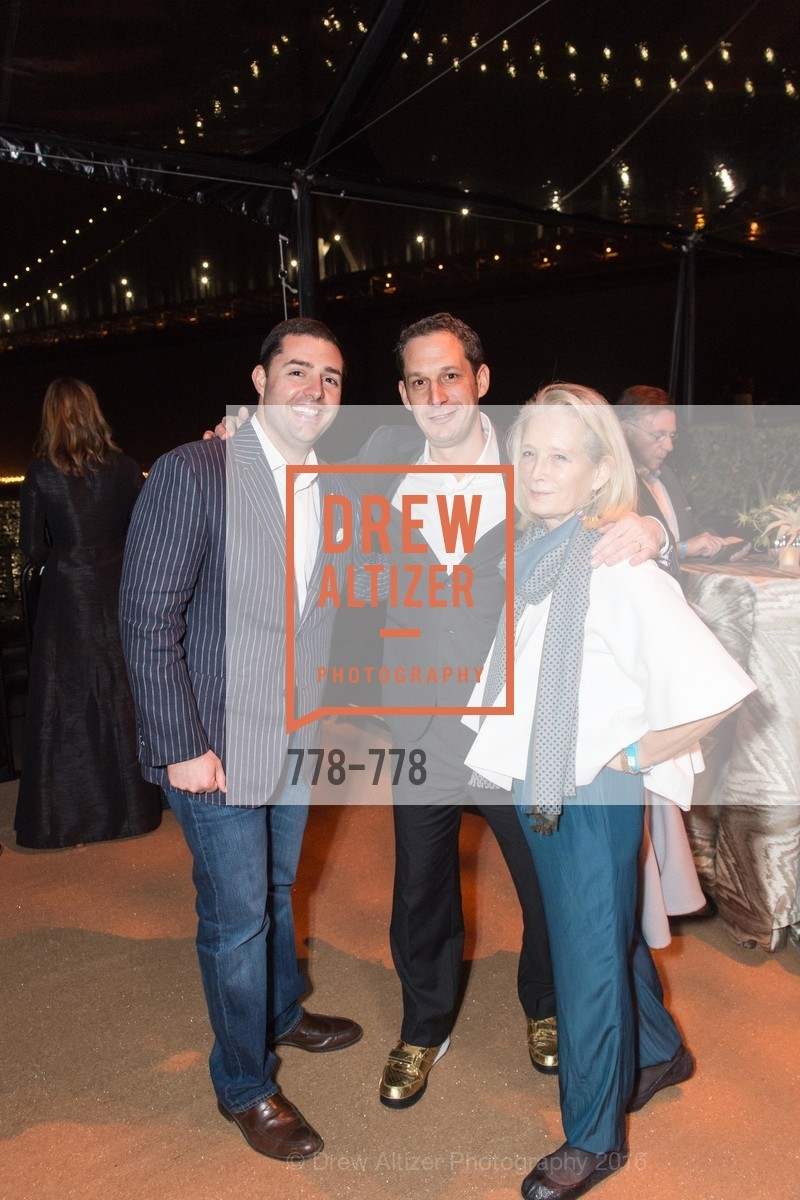 Jed York, Daniel Lurie, Mimi Haas, The Bay Lights Grand Relighting Celebration, Epic Steakhouse. 369 The Embarcadero, January 29th, 2016,Drew Altizer, Drew Altizer Photography, full-service agency, private events, San Francisco photographer, photographer california