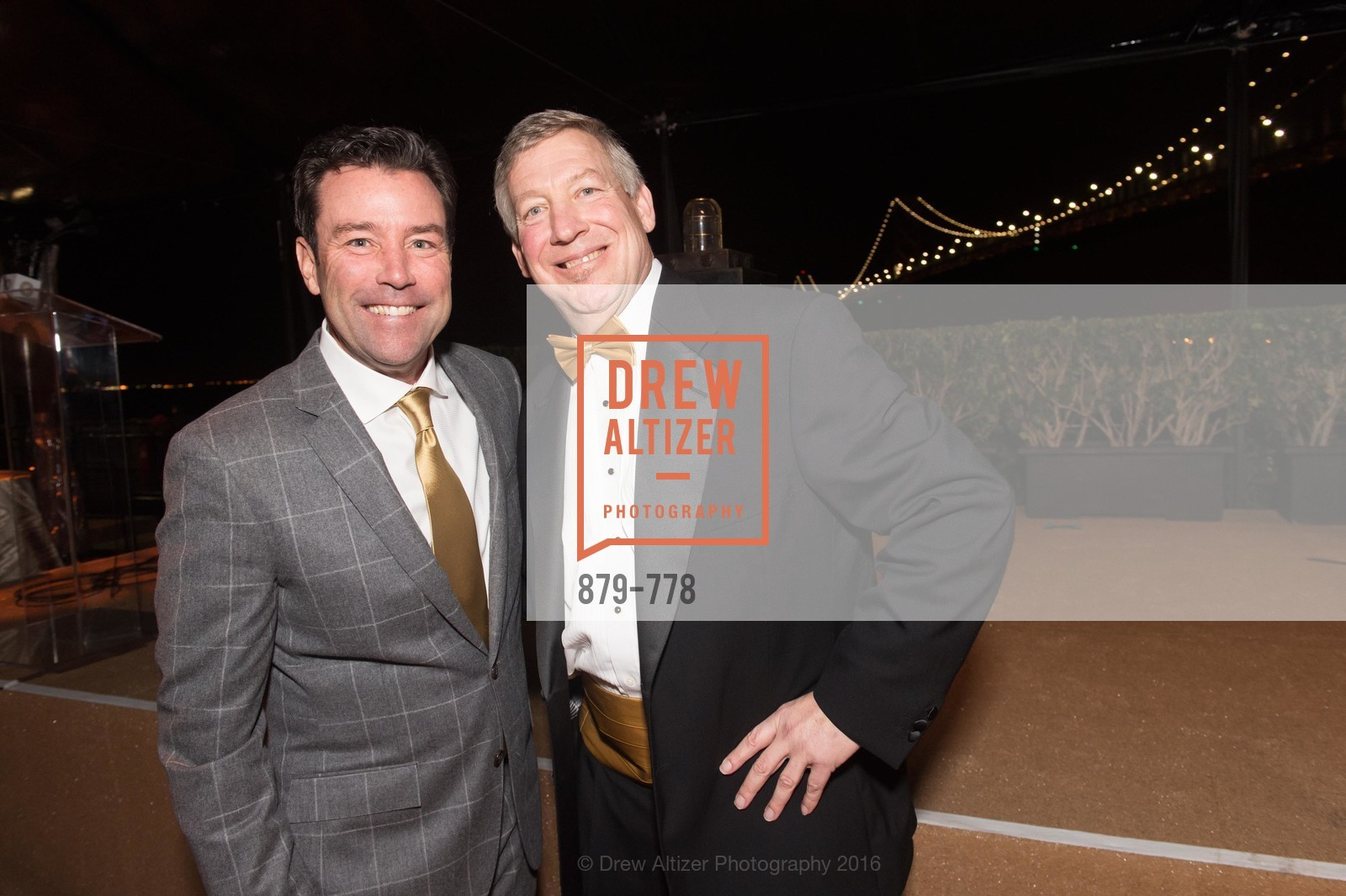 Keith Bruce, Pete Sittnick, The Bay Lights Grand Relighting Celebration, Epic Steakhouse. 369 The Embarcadero, January 29th, 2016,Drew Altizer, Drew Altizer Photography, full-service agency, private events, San Francisco photographer, photographer california