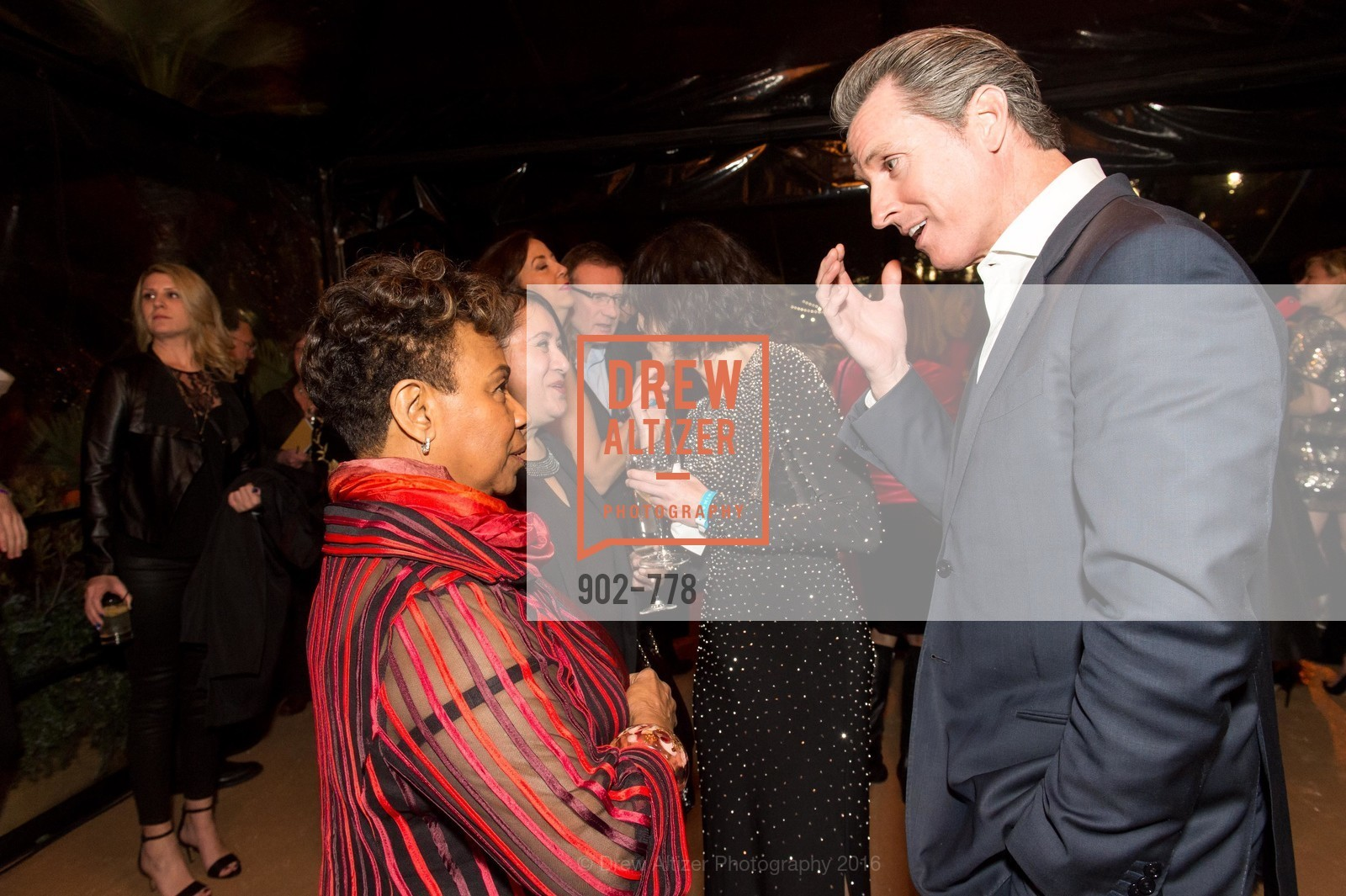 Barbara Lee, Gavin Newsom, The Bay Lights Grand Relighting Celebration, Epic Steakhouse. 369 The Embarcadero, January 29th, 2016,Drew Altizer, Drew Altizer Photography, full-service agency, private events, San Francisco photographer, photographer california