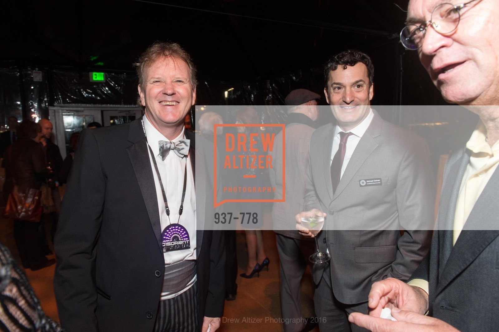 Dennis Bartels, Michael Gaines, Paul Dubois, The Bay Lights Grand Relighting Celebration, Epic Steakhouse. 369 The Embarcadero, January 29th, 2016,Drew Altizer, Drew Altizer Photography, full-service agency, private events, San Francisco photographer, photographer california
