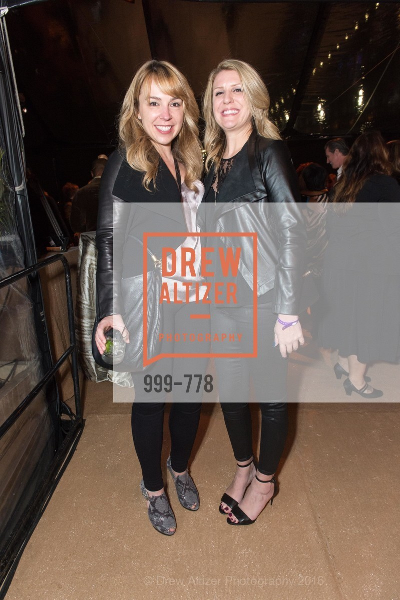 Gina Beltrama, Nicole Carpenter, The Bay Lights Grand Relighting Celebration, Epic Steakhouse. 369 The Embarcadero, January 29th, 2016,Drew Altizer, Drew Altizer Photography, full-service agency, private events, San Francisco photographer, photographer california