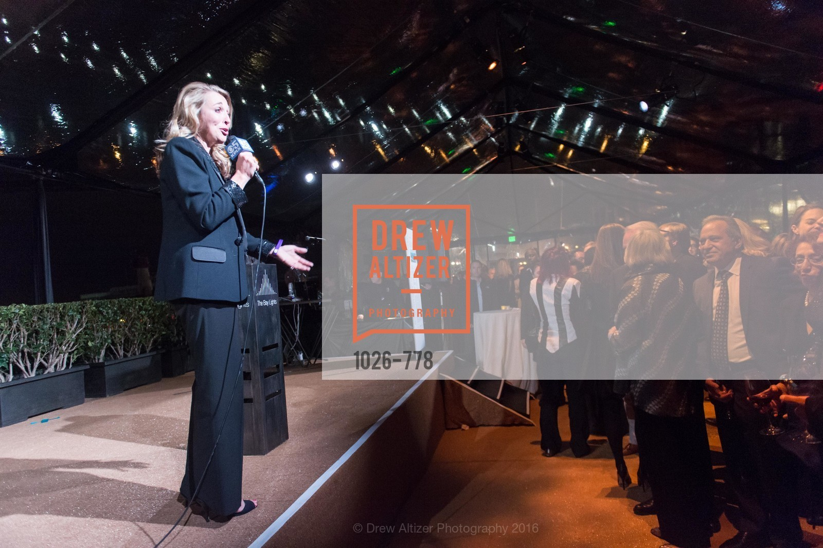 Juliette Goodrich, The Bay Lights Grand Relighting Celebration, Epic Steakhouse. 369 The Embarcadero, January 29th, 2016,Drew Altizer, Drew Altizer Photography, full-service agency, private events, San Francisco photographer, photographer california