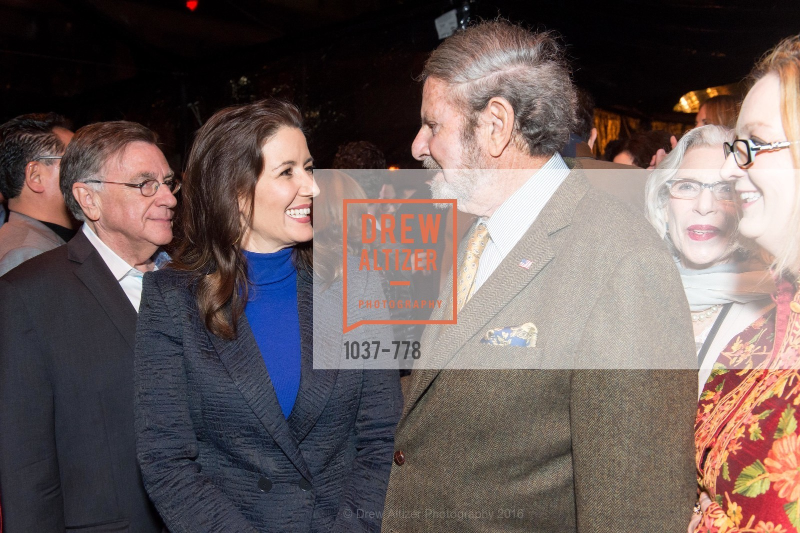 Libby Schaaf, Tad Taube, The Bay Lights Grand Relighting Celebration, Epic Steakhouse. 369 The Embarcadero, January 29th, 2016,Drew Altizer, Drew Altizer Photography, full-service event agency, private events, San Francisco photographer, photographer California