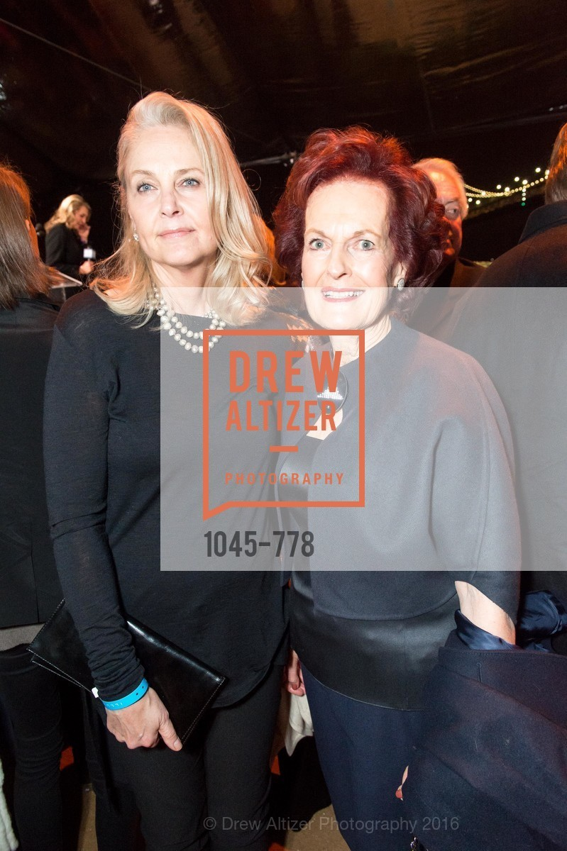 Catherine Hackworth, Helen Hilton Raiser, The Bay Lights Grand Relighting Celebration, Epic Steakhouse. 369 The Embarcadero, January 29th, 2016,Drew Altizer, Drew Altizer Photography, full-service agency, private events, San Francisco photographer, photographer california