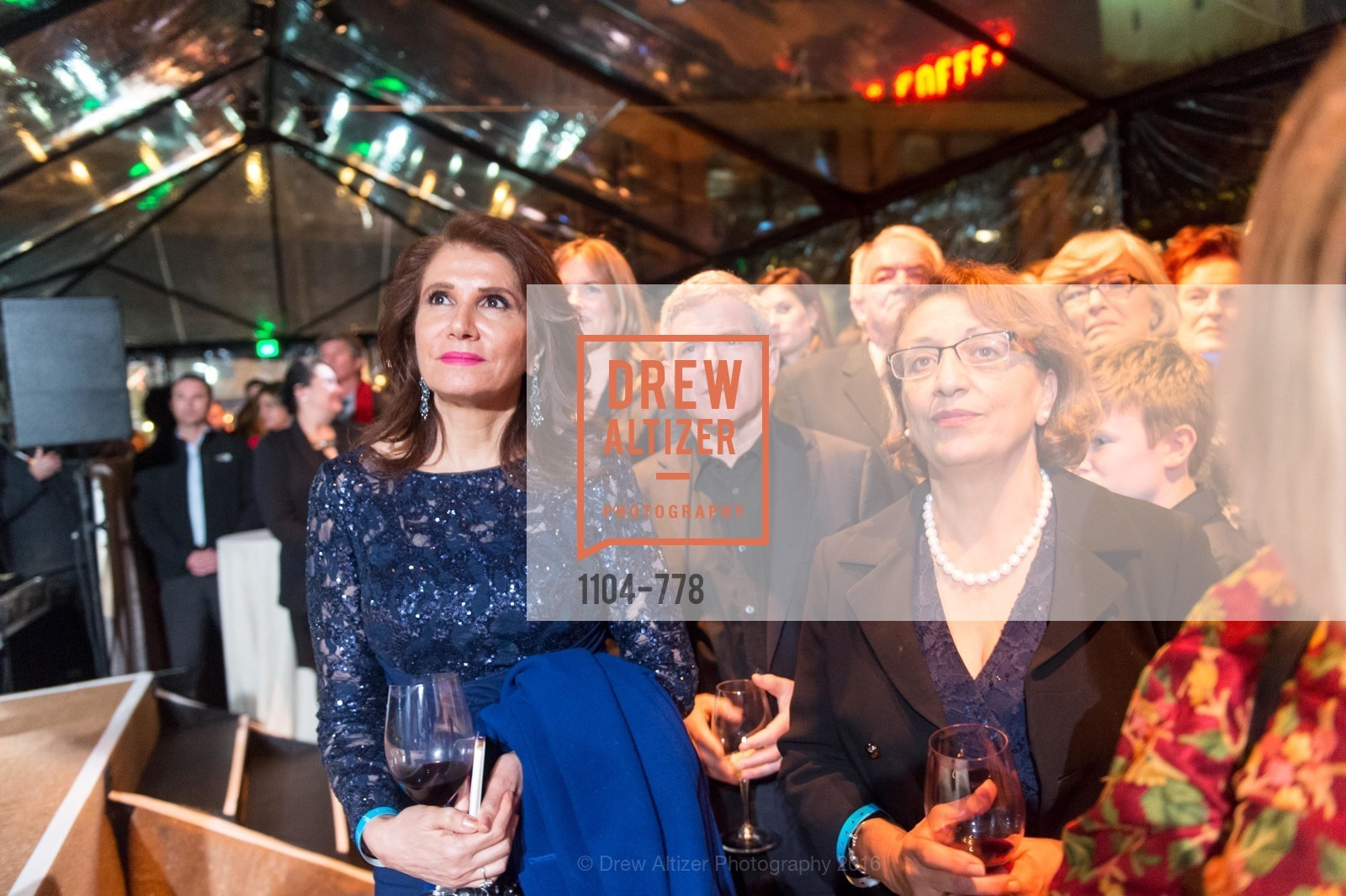 Nadia Swaiss, Leyla Alase, The Bay Lights Grand Relighting Celebration, Epic Steakhouse. 369 The Embarcadero, January 29th, 2016,Drew Altizer, Drew Altizer Photography, full-service agency, private events, San Francisco photographer, photographer california