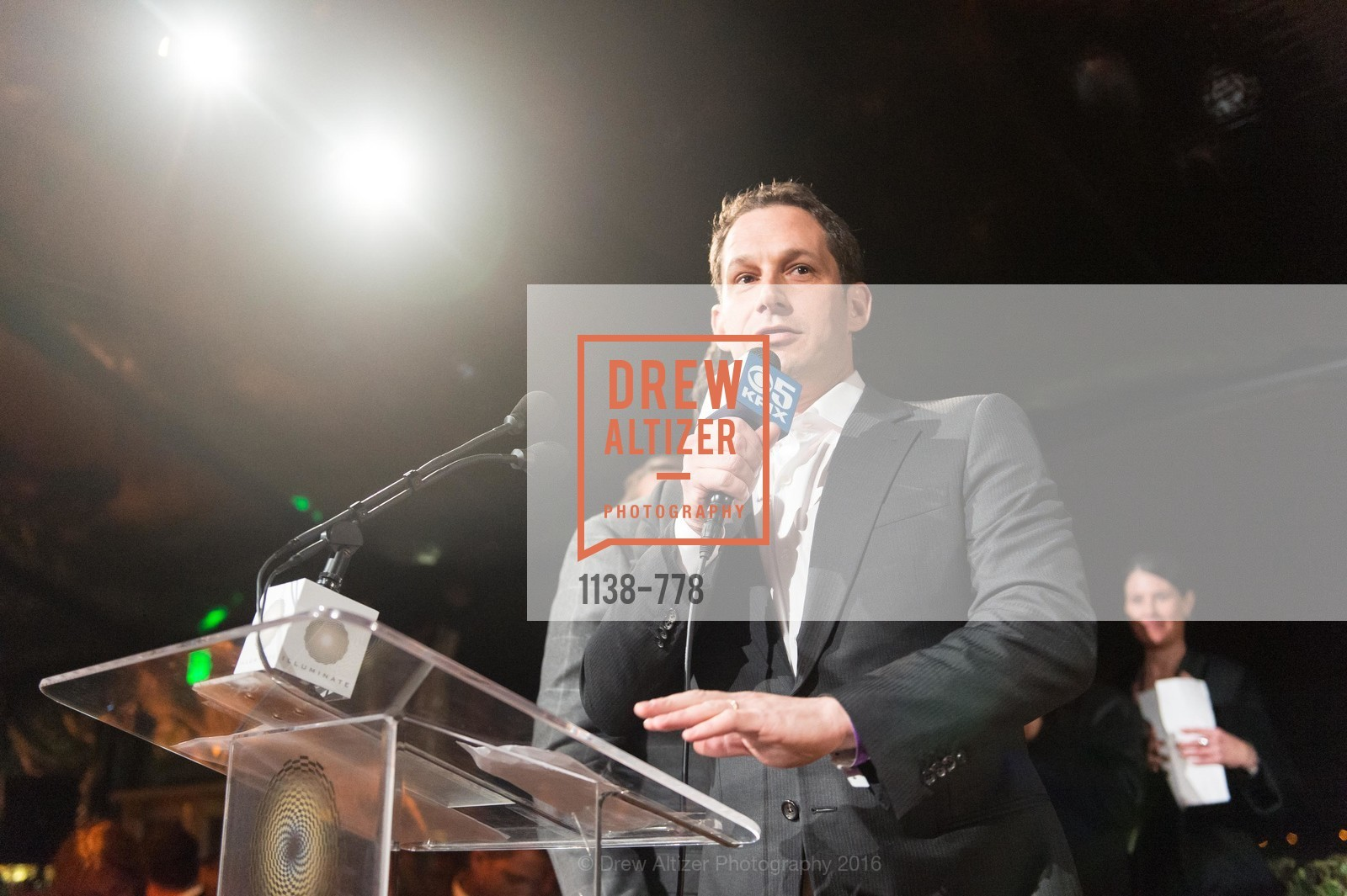 Daniel Lurie, The Bay Lights Grand Relighting Celebration, Epic Steakhouse. 369 The Embarcadero, January 29th, 2016,Drew Altizer, Drew Altizer Photography, full-service agency, private events, San Francisco photographer, photographer california
