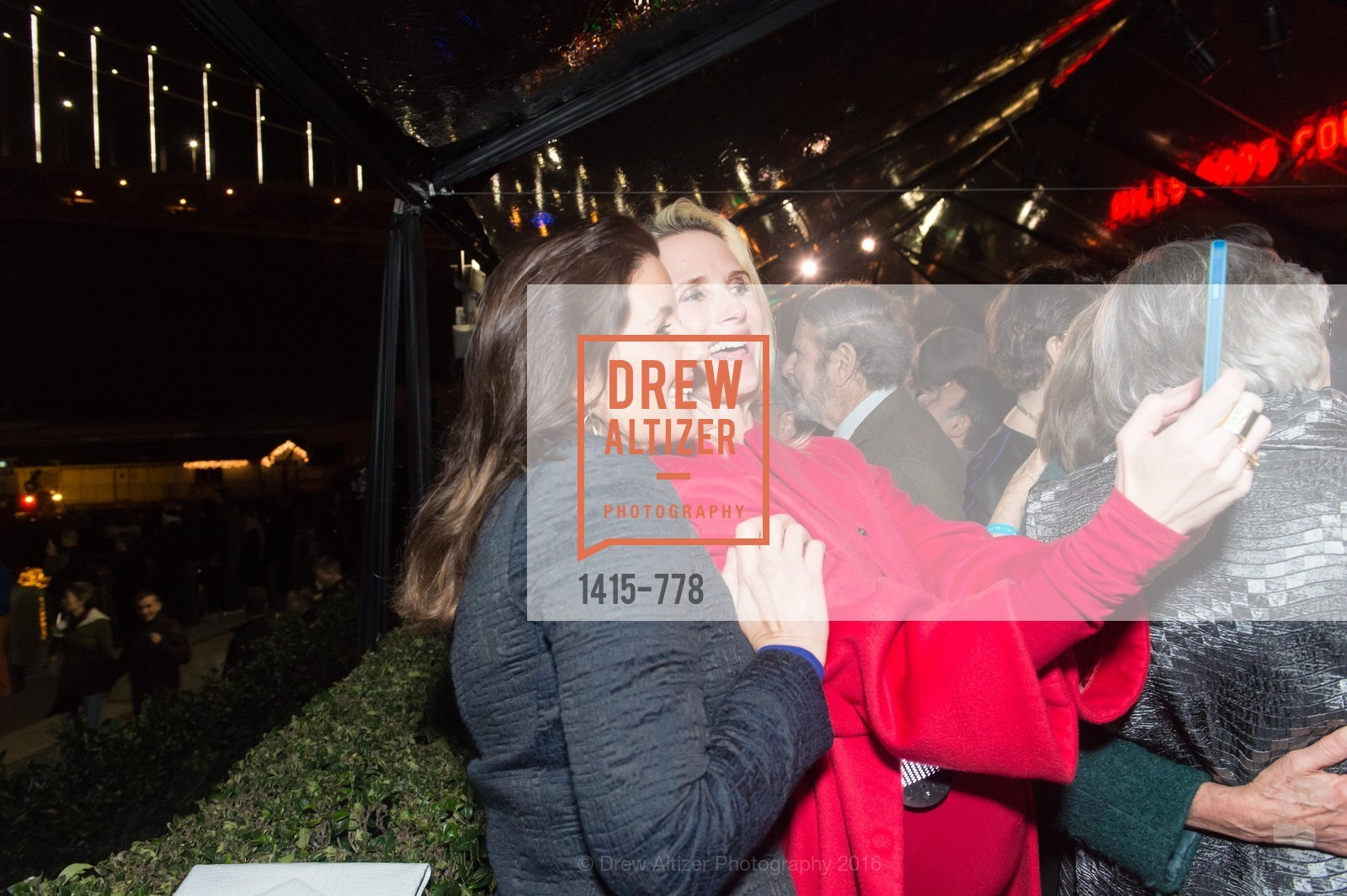 Libby Schaaf, Jennifer Siebel Newsom, The Bay Lights Grand Relighting Celebration, Epic Steakhouse. 369 The Embarcadero, January 29th, 2016,Drew Altizer, Drew Altizer Photography, full-service agency, private events, San Francisco photographer, photographer california