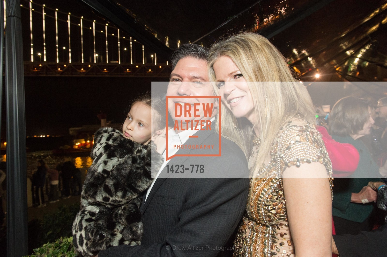 Lux Villareal, Leo Villareal, Yvonne Force Villareal, The Bay Lights Grand Relighting Celebration, Epic Steakhouse. 369 The Embarcadero, January 29th, 2016,Drew Altizer, Drew Altizer Photography, full-service agency, private events, San Francisco photographer, photographer california