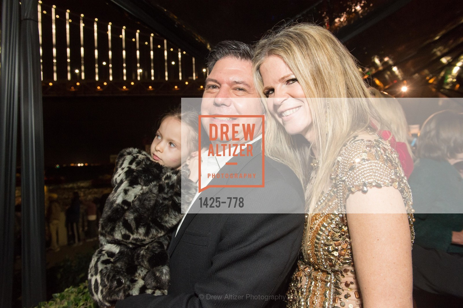 Lux Villareal, Leo Villareal, Yvonne Force Villareal, The Bay Lights Grand Relighting Celebration, Epic Steakhouse. 369 The Embarcadero, January 29th, 2016,Drew Altizer, Drew Altizer Photography, full-service event agency, private events, San Francisco photographer, photographer California