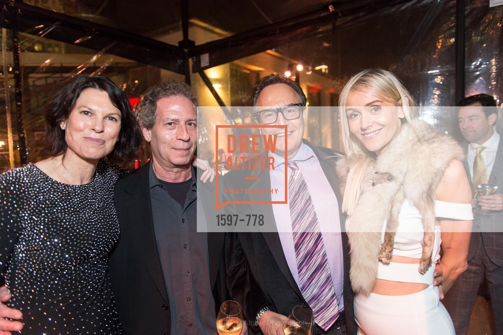 Dorka Keehn, Michael Naimark, Peter Hirschberg, The Bay Lights Grand Relighting Celebration, Epic Steakhouse. 369 The Embarcadero, January 29th, 2016,Drew Altizer, Drew Altizer Photography, full-service agency, private events, San Francisco photographer, photographer california