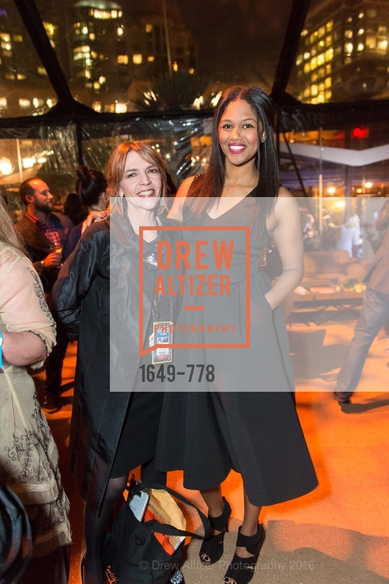 Beth Schnitzer, Loqui Theus, The Bay Lights Grand Relighting Celebration, Epic Steakhouse. 369 The Embarcadero, January 29th, 2016,Drew Altizer, Drew Altizer Photography, full-service agency, private events, San Francisco photographer, photographer california