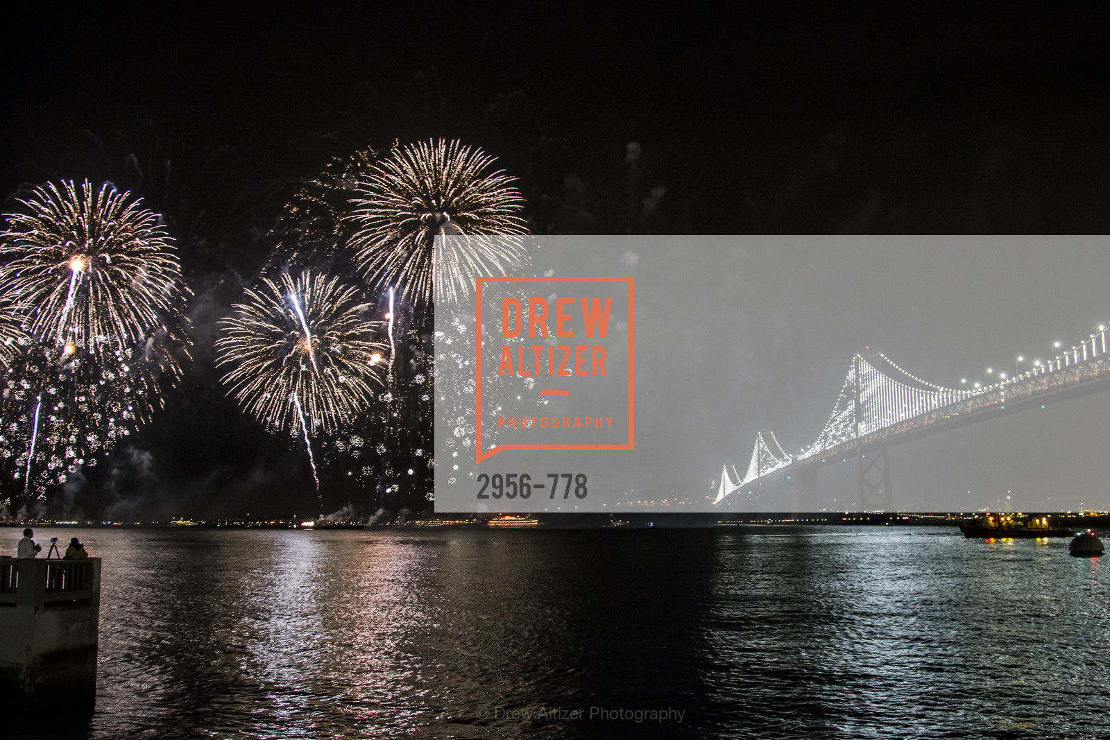 Atmosphere, The Bay Lights Grand Relighting Celebration, January 29th, 2016, Photo,Drew Altizer, Drew Altizer Photography, full-service agency, private events, San Francisco photographer, photographer california