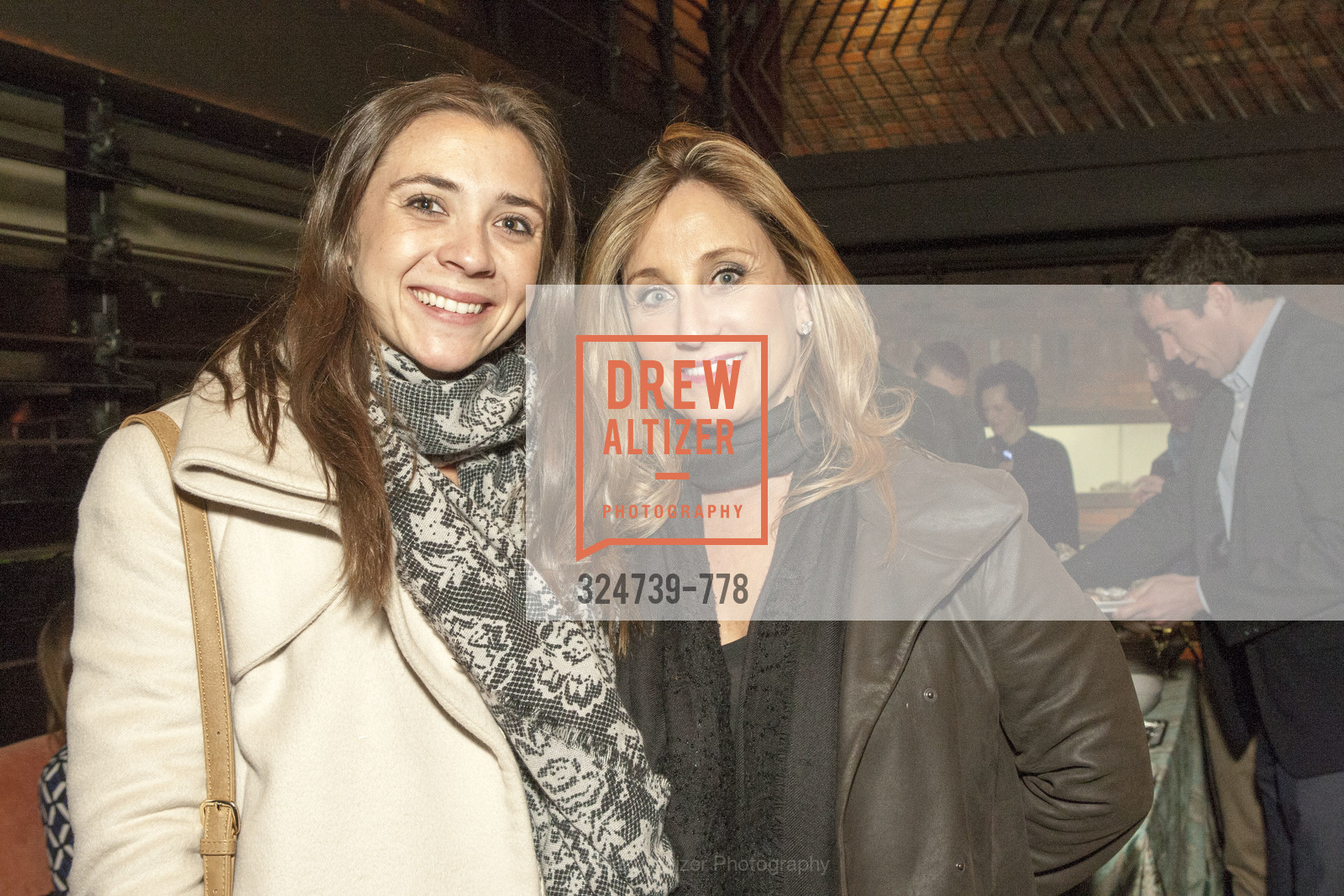 Haley Akchurin, Dianne Taube, The Bay Lights Grand Relighting Celebration, Epic Steakhouse. 369 The Embarcadero, January 29th, 2016,Drew Altizer, Drew Altizer Photography, full-service agency, private events, San Francisco photographer, photographer california