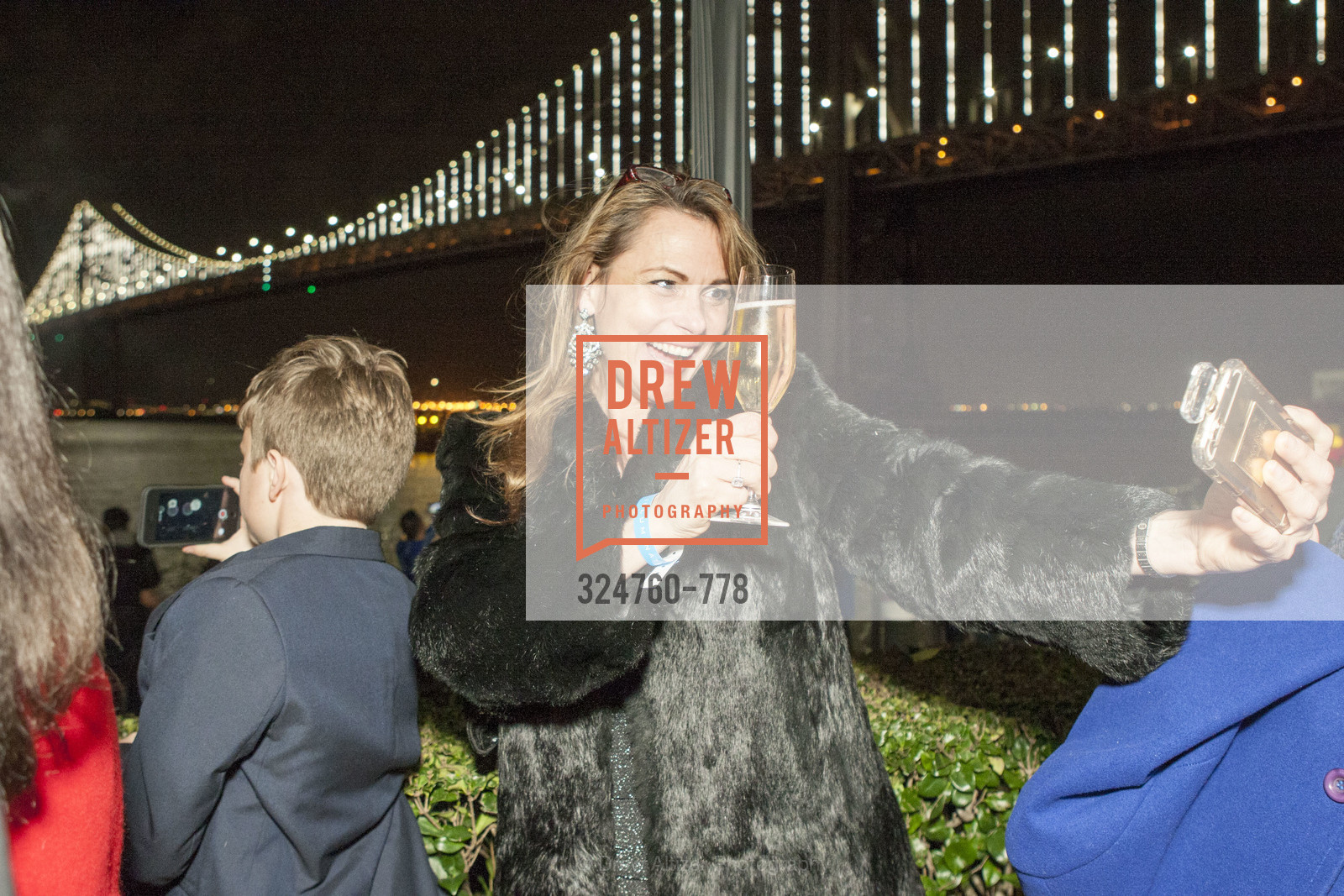 Teresa Rodriguez, The Bay Lights Grand Relighting Celebration, Epic Steakhouse. 369 The Embarcadero, January 29th, 2016,Drew Altizer, Drew Altizer Photography, full-service agency, private events, San Francisco photographer, photographer california