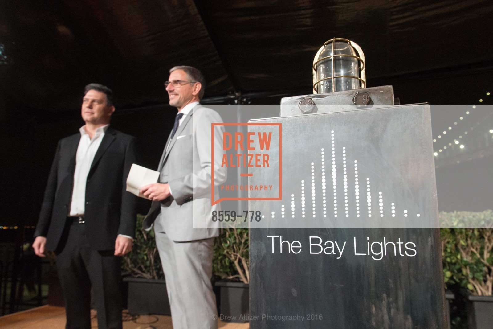 Extras, The Bay Lights Grand Relighting Celebration, January 29th, 2016, Photo