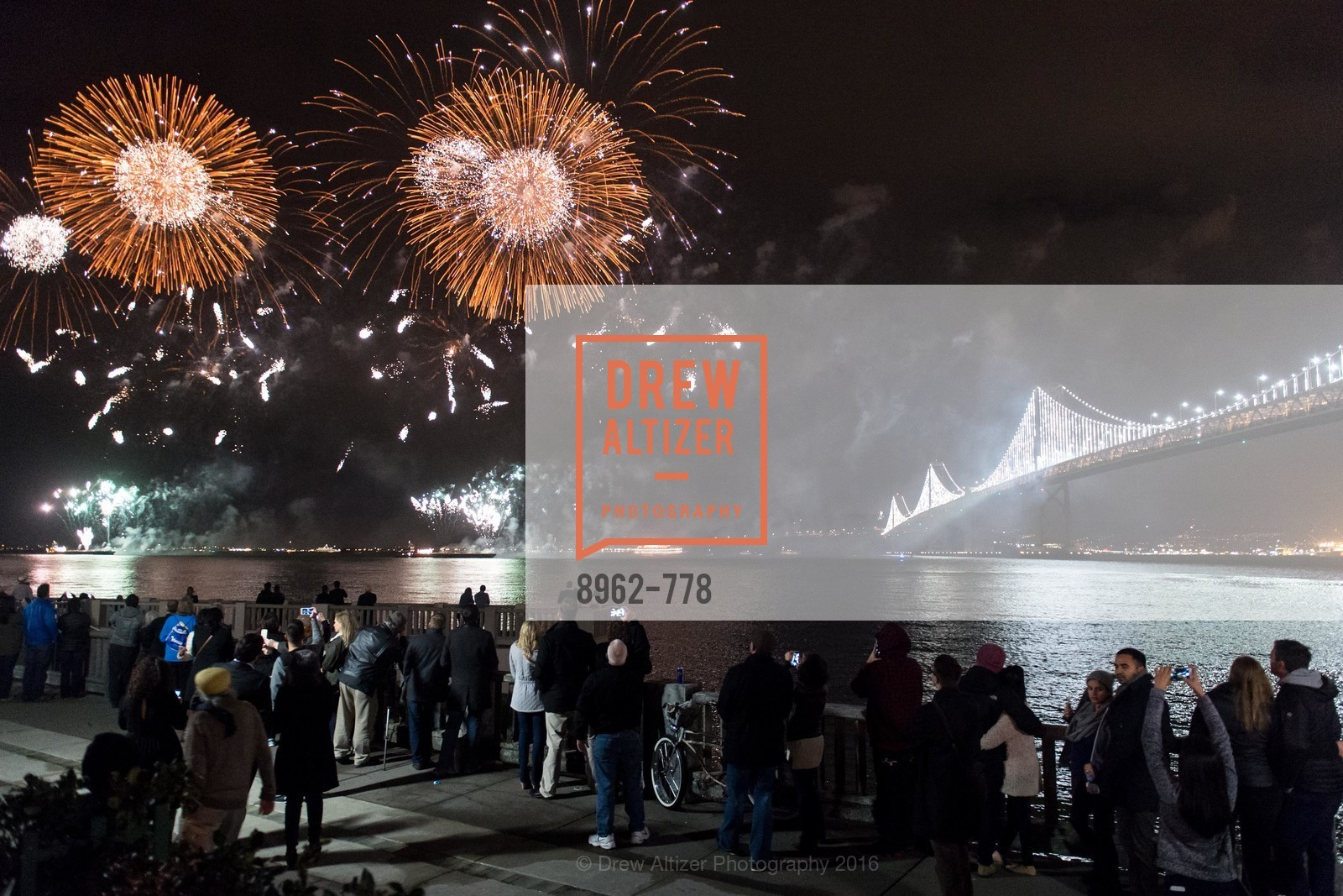 Extras, The Bay Lights Grand Relighting Celebration, January 29th, 2016, Photo,Drew Altizer, Drew Altizer Photography, full-service agency, private events, San Francisco photographer, photographer california
