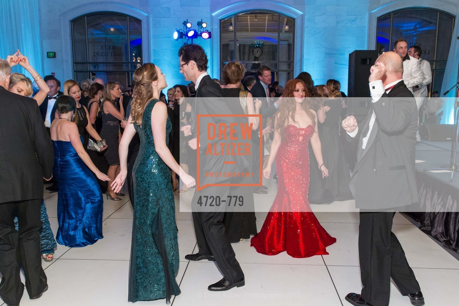 Dance Floor, San Francisco Ballet 2015 Opening Night Gala, San Francisco City Hall. 1 Dr Carlton B Goodlett Pl, January 22nd, 2015,Drew Altizer, Drew Altizer Photography, full-service agency, private events, San Francisco photographer, photographer california