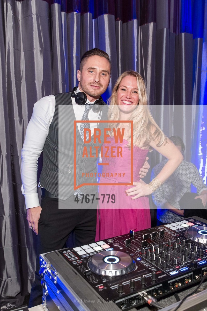 Dj, Julia Nottebohm, San Francisco Ballet 2015 Opening Night Gala, San Francisco City Hall. 1 Dr Carlton B Goodlett Pl, January 22nd, 2015,Drew Altizer, Drew Altizer Photography, full-service agency, private events, San Francisco photographer, photographer california