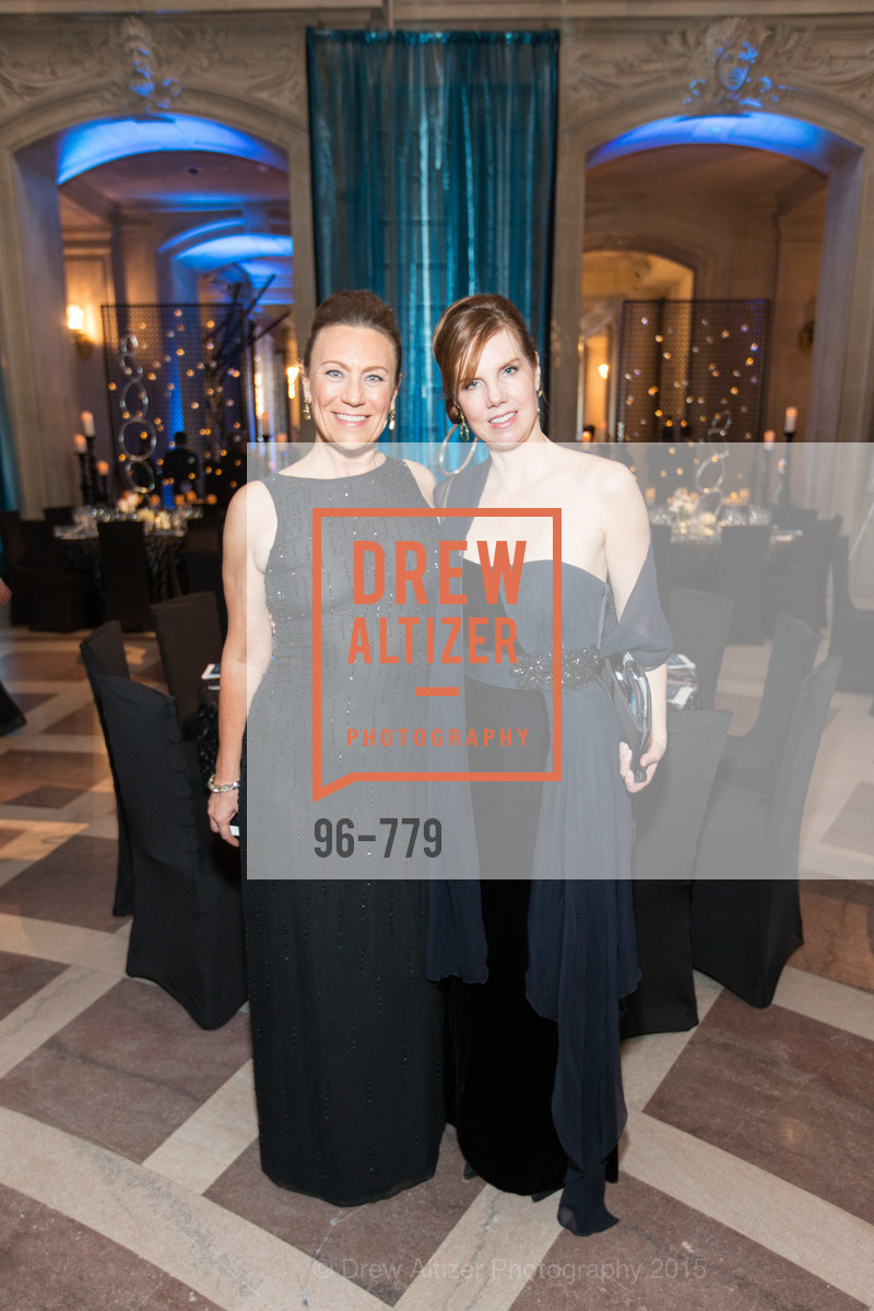 Carla Wytmar, Brenda Leff, San Francisco Ballet 2015 Opening Night Gala, San Francisco City Hall. 1 Dr Carlton B Goodlett Pl, January 22nd, 2015,Drew Altizer, Drew Altizer Photography, full-service agency, private events, San Francisco photographer, photographer california