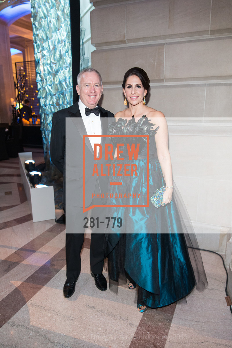 Glenn McCoy, Lisa Grotts, San Francisco Ballet 2015 Opening Night Gala, San Francisco City Hall. 1 Dr Carlton B Goodlett Pl, January 22nd, 2015,Drew Altizer, Drew Altizer Photography, full-service event agency, private events, San Francisco photographer, photographer California