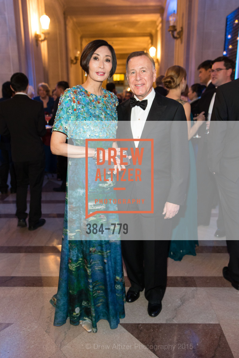 Yurie Pascarella, Carl Pascarella, San Francisco Ballet 2015 Opening Night Gala, San Francisco City Hall. 1 Dr Carlton B Goodlett Pl, January 22nd, 2015,Drew Altizer, Drew Altizer Photography, full-service agency, private events, San Francisco photographer, photographer california