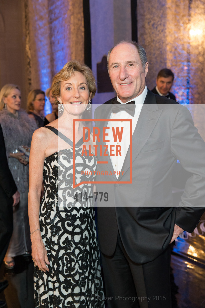 Marcia Goldman, John Goldman, San Francisco Ballet 2015 Opening Night Gala, San Francisco City Hall. 1 Dr Carlton B Goodlett Pl, January 22nd, 2015,Drew Altizer, Drew Altizer Photography, full-service agency, private events, San Francisco photographer, photographer california