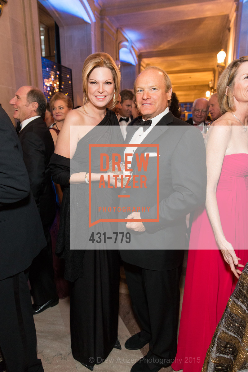 Tricia Clement, Alan Salzman, San Francisco Ballet 2015 Opening Night Gala, San Francisco City Hall. 1 Dr Carlton B Goodlett Pl, January 22nd, 2015,Drew Altizer, Drew Altizer Photography, full-service agency, private events, San Francisco photographer, photographer california