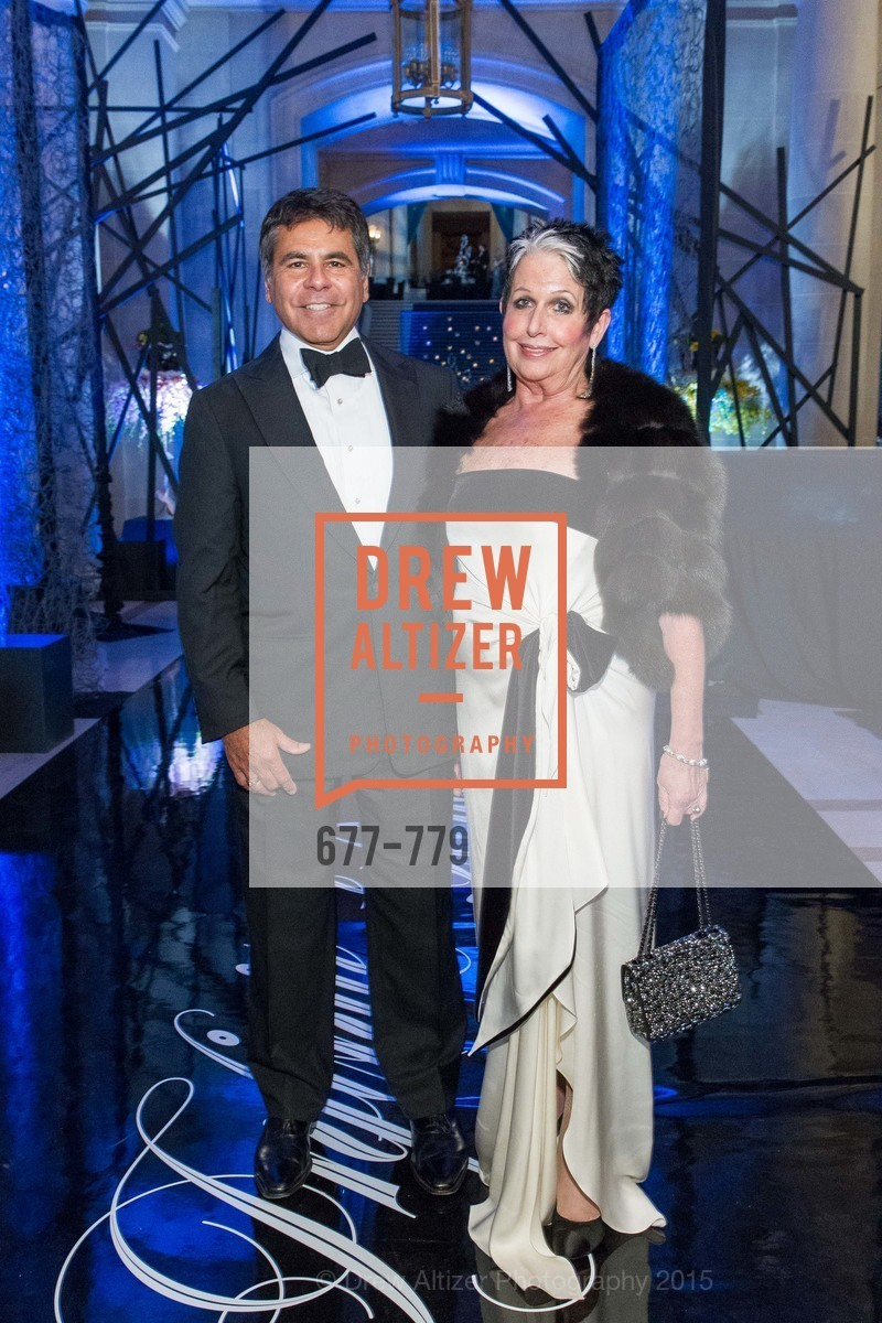 Gary Garabedian, Karen Kubin, San Francisco Ballet 2015 Opening Night Gala, San Francisco City Hall. 1 Dr Carlton B Goodlett Pl, January 22nd, 2015,Drew Altizer, Drew Altizer Photography, full-service agency, private events, San Francisco photographer, photographer california