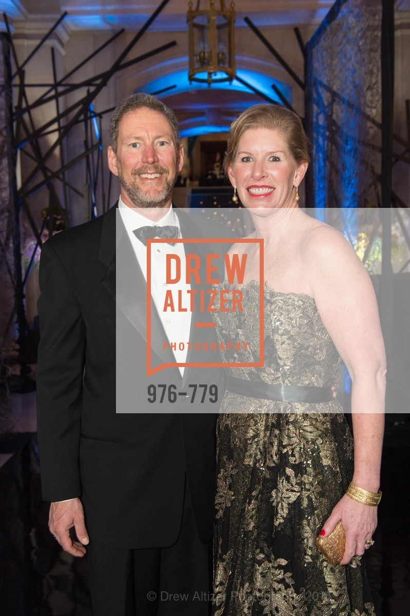 Bill Brandenburg, Jennifer Brandenburg, San Francisco Ballet 2015 Opening Night Gala, San Francisco City Hall. 1 Dr Carlton B Goodlett Pl, January 22nd, 2015,Drew Altizer, Drew Altizer Photography, full-service agency, private events, San Francisco photographer, photographer california