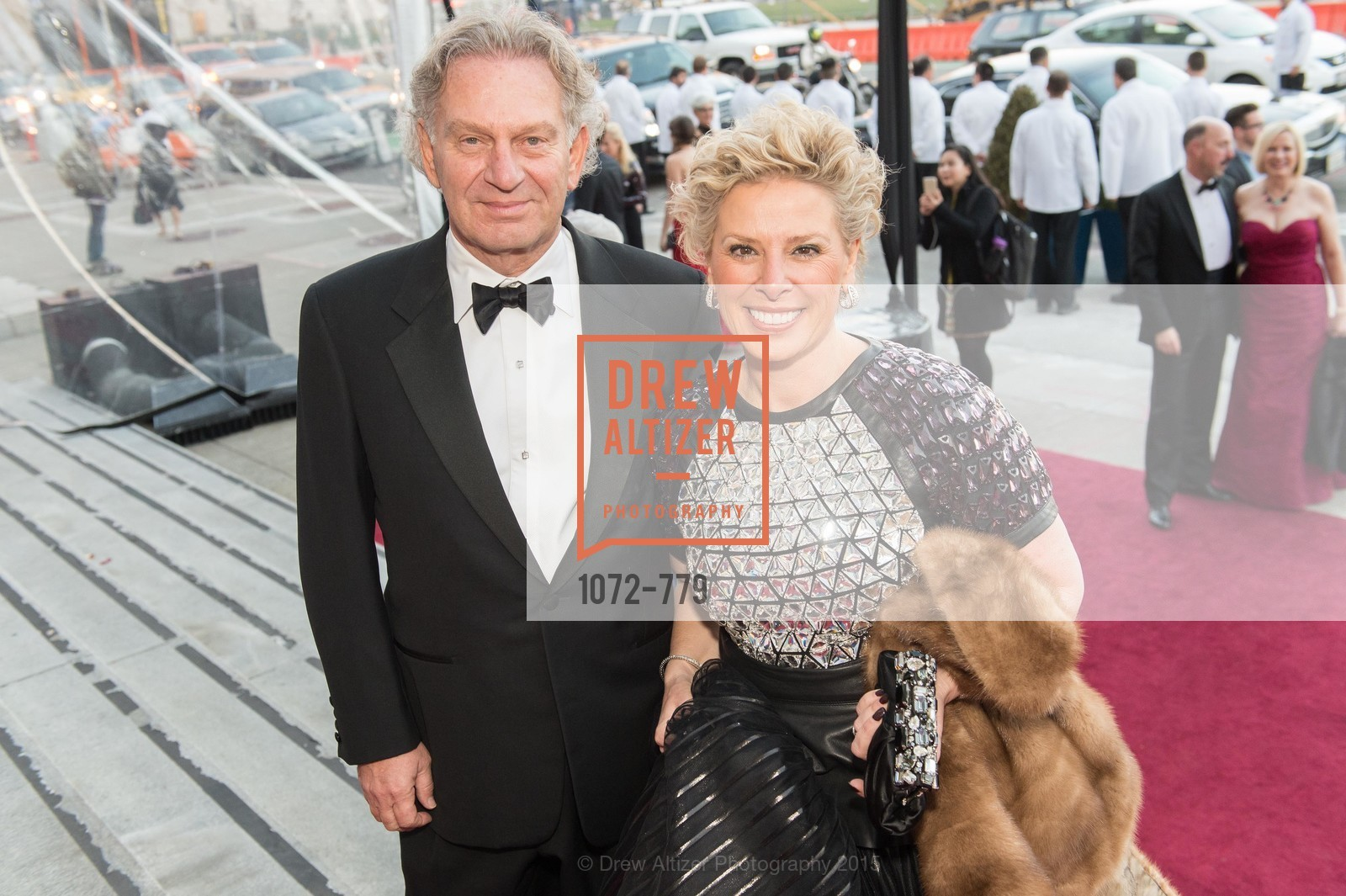 Wim Elfrink, Kate Elfrink, San Francisco Ballet 2015 Opening Night Gala, San Francisco City Hall. 1 Dr Carlton B Goodlett Pl, January 22nd, 2015,Drew Altizer, Drew Altizer Photography, full-service agency, private events, San Francisco photographer, photographer california