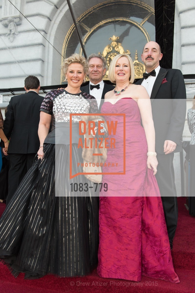 Kate Elfrink, Wim Elfrink, Pat Belotti, Paul Belotti, San Francisco Ballet 2015 Opening Night Gala, San Francisco City Hall. 1 Dr Carlton B Goodlett Pl, January 22nd, 2015,Drew Altizer, Drew Altizer Photography, full-service agency, private events, San Francisco photographer, photographer california