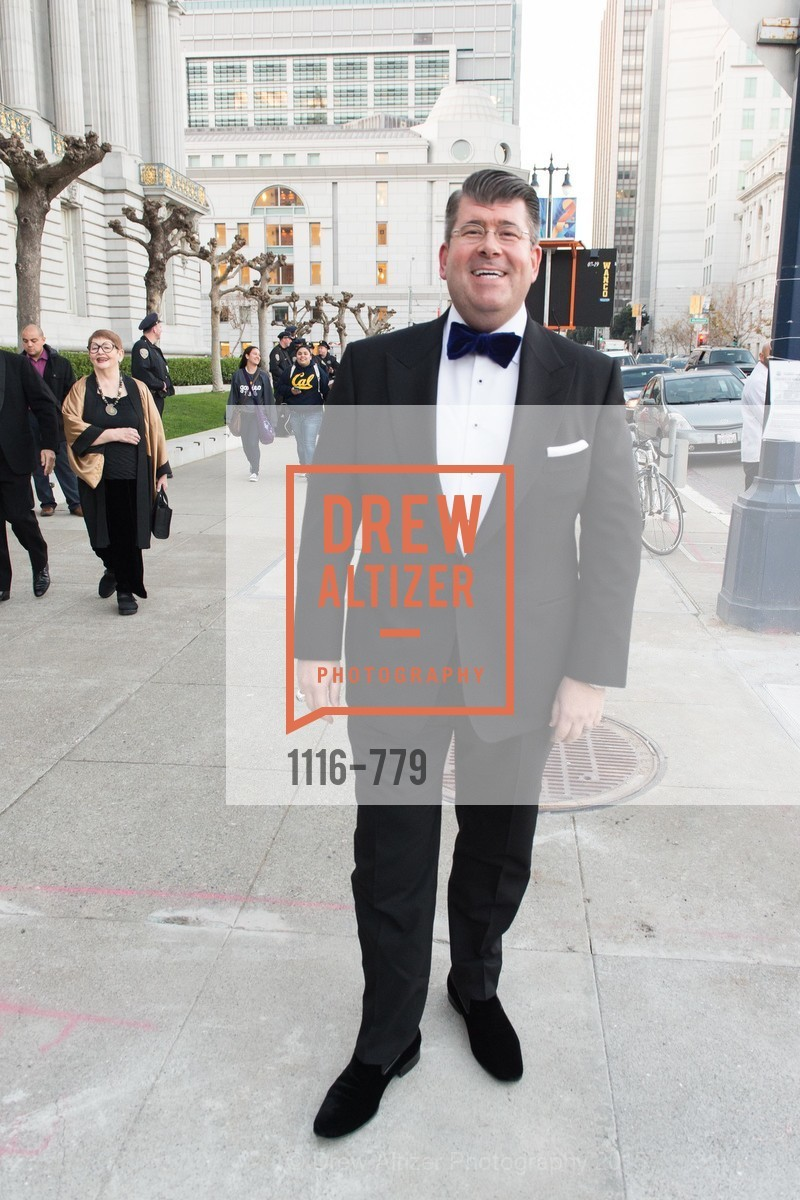 Alan Morrell, San Francisco Ballet 2015 Opening Night Gala, San Francisco City Hall. 1 Dr Carlton B Goodlett Pl, January 22nd, 2015,Drew Altizer, Drew Altizer Photography, full-service agency, private events, San Francisco photographer, photographer california
