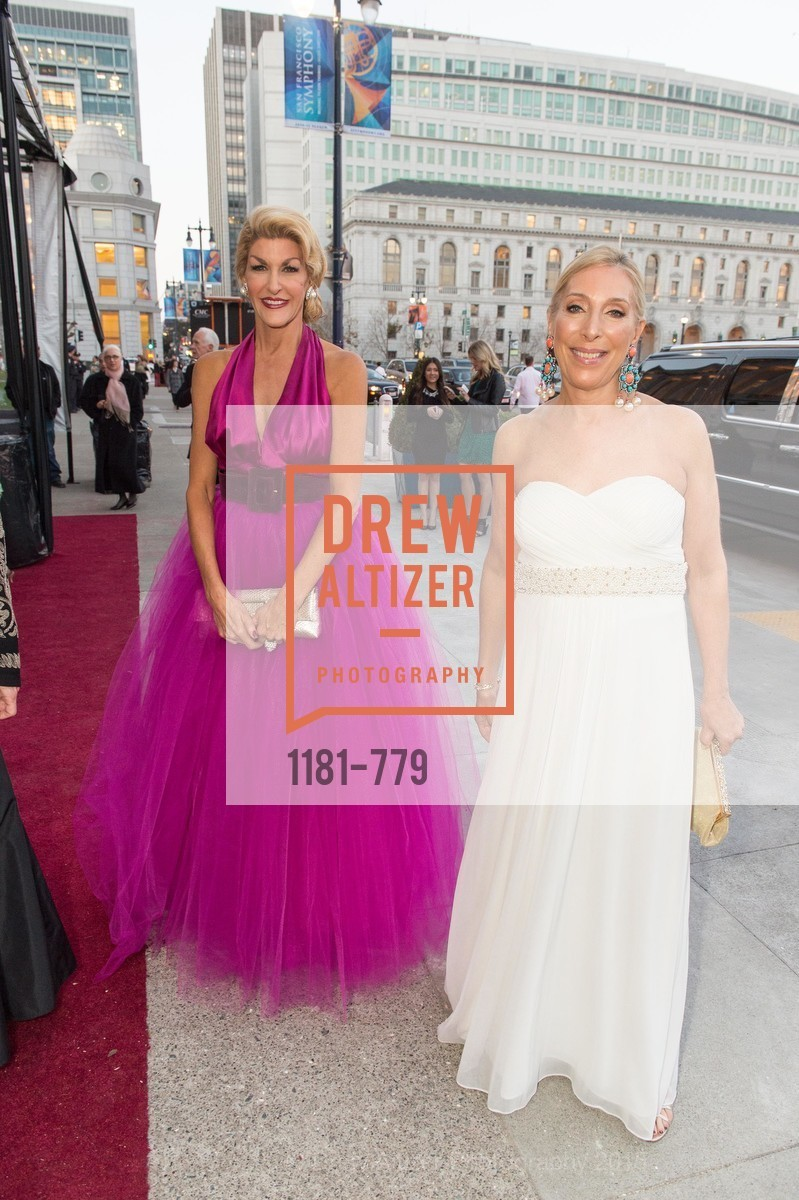 Karen Caldwell, Betsy Linder, San Francisco Ballet 2015 Opening Night Gala, San Francisco City Hall. 1 Dr Carlton B Goodlett Pl, January 22nd, 2015,Drew Altizer, Drew Altizer Photography, full-service agency, private events, San Francisco photographer, photographer california