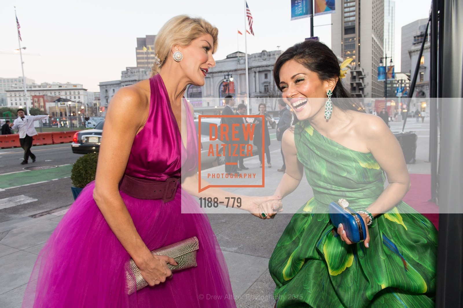 Karen Caldwell, Komal Shah, San Francisco Ballet 2015 Opening Night Gala, San Francisco City Hall. 1 Dr Carlton B Goodlett Pl, January 22nd, 2015,Drew Altizer, Drew Altizer Photography, full-service agency, private events, San Francisco photographer, photographer california