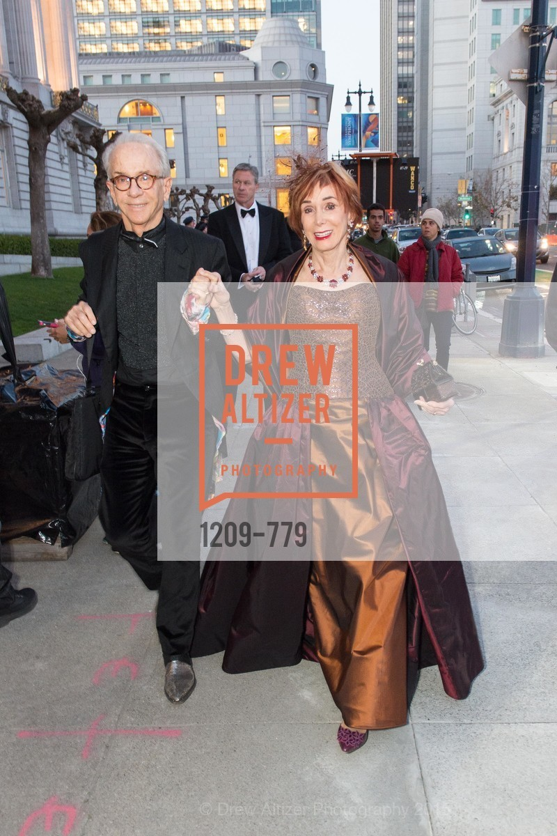 Norman Stone, Norah Stone, San Francisco Ballet 2015 Opening Night Gala, San Francisco City Hall. 1 Dr Carlton B Goodlett Pl, January 22nd, 2015,Drew Altizer, Drew Altizer Photography, full-service agency, private events, San Francisco photographer, photographer california
