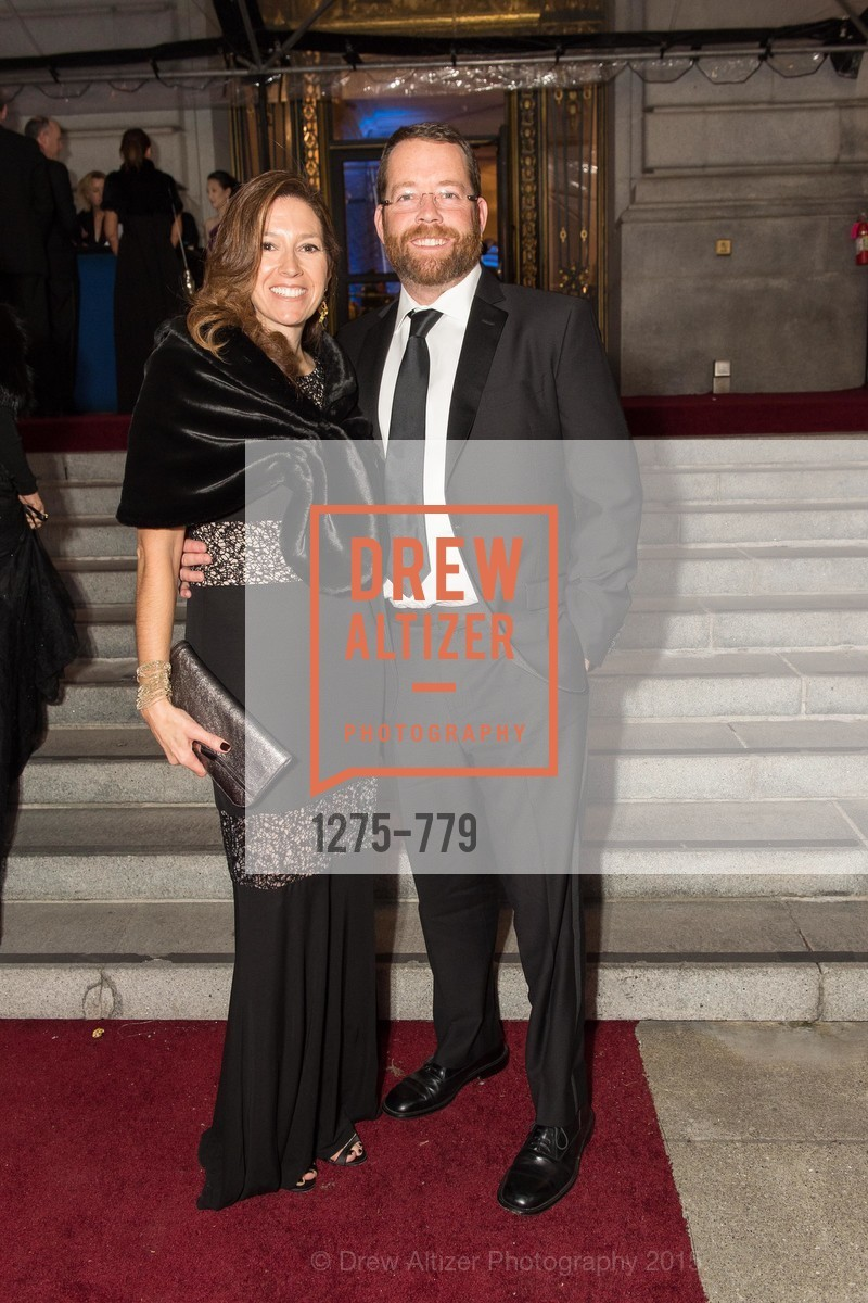 Christine Shine, Jack Shine, San Francisco Ballet 2015 Opening Night Gala, San Francisco City Hall. 1 Dr Carlton B Goodlett Pl, January 22nd, 2015,Drew Altizer, Drew Altizer Photography, full-service agency, private events, San Francisco photographer, photographer california