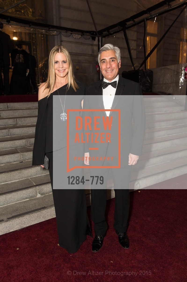 Mary Beth Shimmon, David Shimmon, San Francisco Ballet 2015 Opening Night Gala, San Francisco City Hall. 1 Dr Carlton B Goodlett Pl, January 22nd, 2015,Drew Altizer, Drew Altizer Photography, full-service agency, private events, San Francisco photographer, photographer california