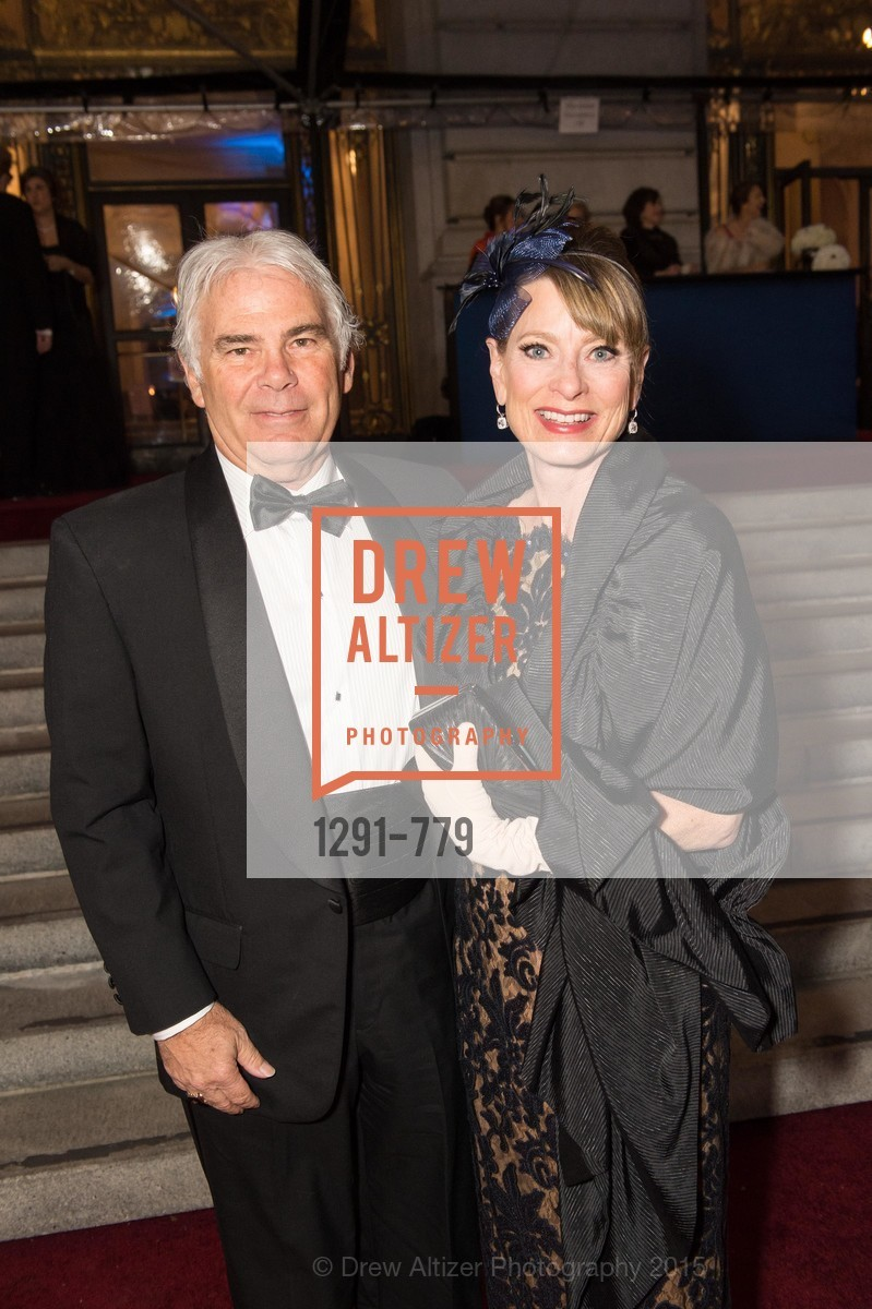 John Palmer, Amy Palmer, San Francisco Ballet 2015 Opening Night Gala, San Francisco City Hall. 1 Dr Carlton B Goodlett Pl, January 22nd, 2015,Drew Altizer, Drew Altizer Photography, full-service agency, private events, San Francisco photographer, photographer california