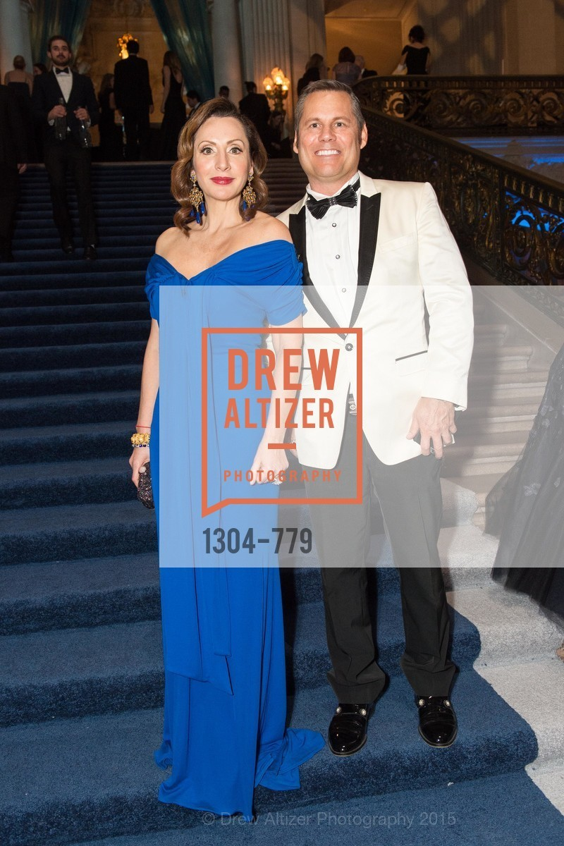 Clara Shayevich, Mark Calvano, San Francisco Ballet 2015 Opening Night Gala, San Francisco City Hall. 1 Dr Carlton B Goodlett Pl, January 22nd, 2015,Drew Altizer, Drew Altizer Photography, full-service agency, private events, San Francisco photographer, photographer california