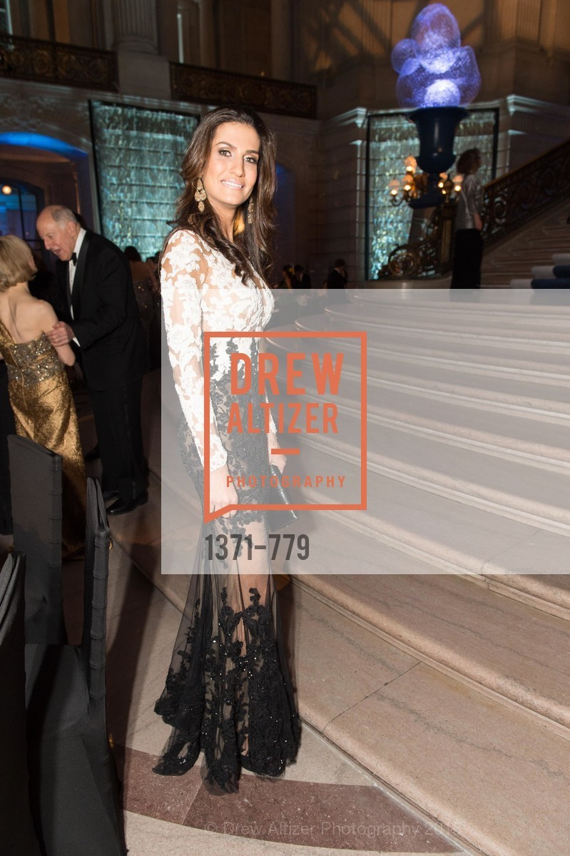 Leyla Alhossein, San Francisco Ballet 2015 Opening Night Gala, San Francisco City Hall. 1 Dr Carlton B Goodlett Pl, January 22nd, 2015,Drew Altizer, Drew Altizer Photography, full-service agency, private events, San Francisco photographer, photographer california