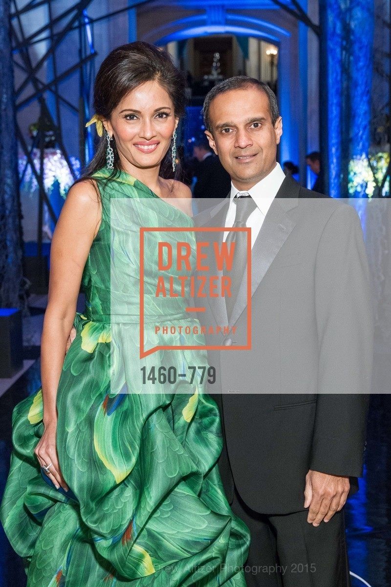 Komal Shah, Gaurav Garg, San Francisco Ballet 2015 Opening Night Gala, San Francisco City Hall. 1 Dr Carlton B Goodlett Pl, January 22nd, 2015,Drew Altizer, Drew Altizer Photography, full-service agency, private events, San Francisco photographer, photographer california