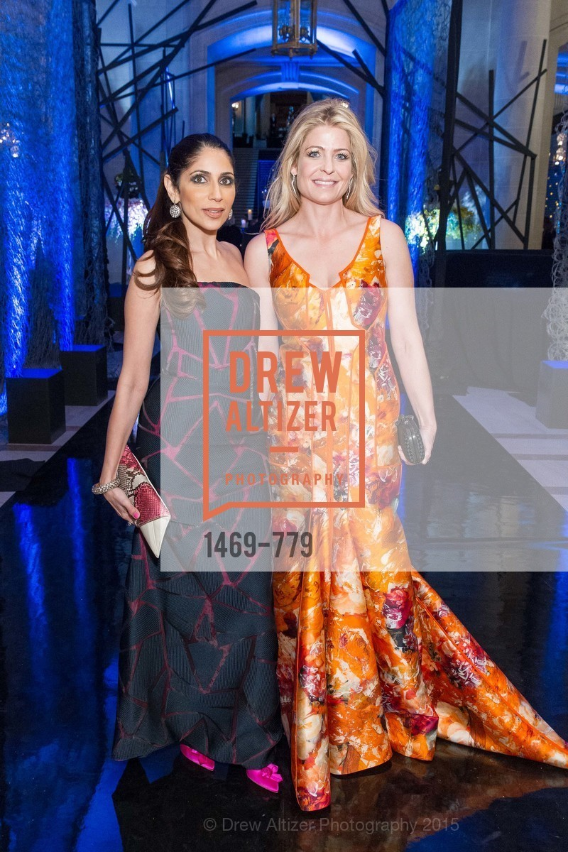 Sobia Shaikh, Jenna Hunt, San Francisco Ballet 2015 Opening Night Gala, San Francisco City Hall. 1 Dr Carlton B Goodlett Pl, January 22nd, 2015,Drew Altizer, Drew Altizer Photography, full-service agency, private events, San Francisco photographer, photographer california