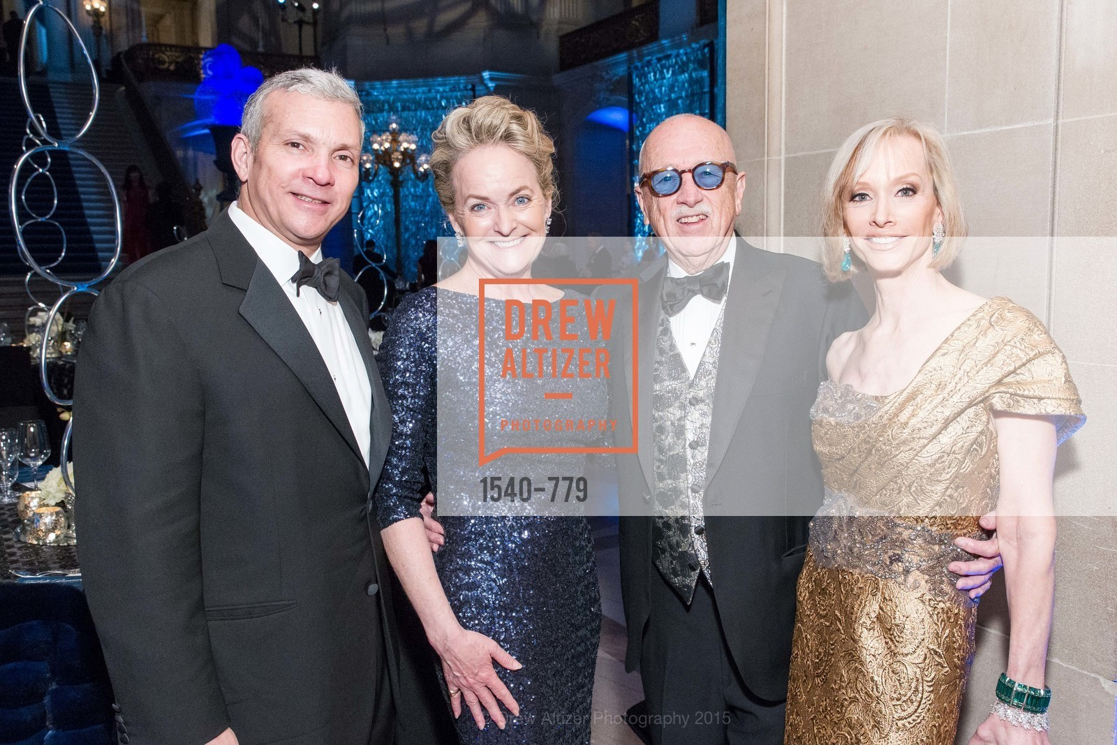 Nigel Sutton, Shelby Strudwick, Wilkes Bashford, OJ Shansby, San Francisco Ballet 2015 Opening Night Gala, San Francisco City Hall. 1 Dr Carlton B Goodlett Pl, January 22nd, 2015,Drew Altizer, Drew Altizer Photography, full-service agency, private events, San Francisco photographer, photographer california