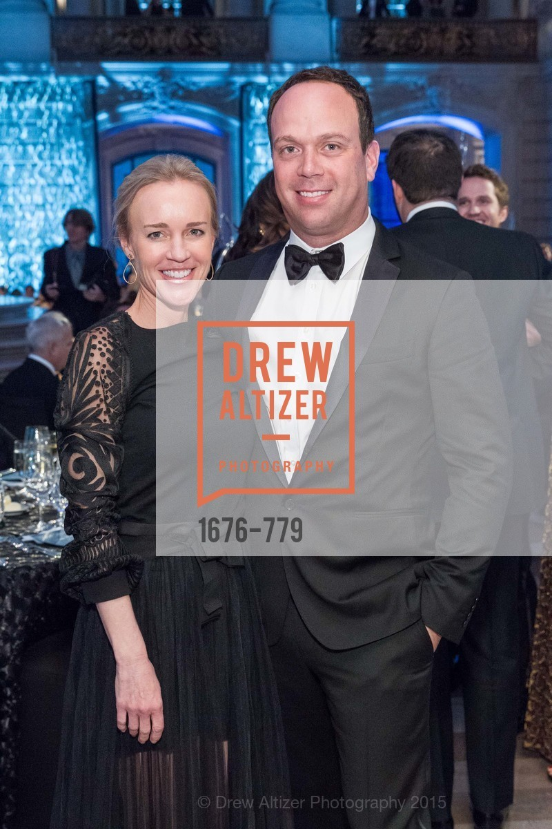 Heidi Castelein, Alex Fisher, San Francisco Ballet 2015 Opening Night Gala, San Francisco City Hall. 1 Dr Carlton B Goodlett Pl, January 22nd, 2015,Drew Altizer, Drew Altizer Photography, full-service agency, private events, San Francisco photographer, photographer california