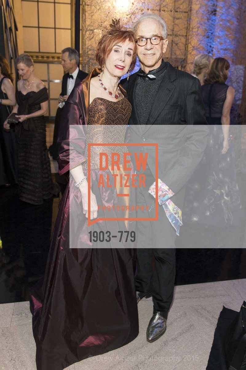 Norah Stone, Norman Stone, San Francisco Ballet 2015 Opening Night Gala, San Francisco City Hall. 1 Dr Carlton B Goodlett Pl, January 22nd, 2015